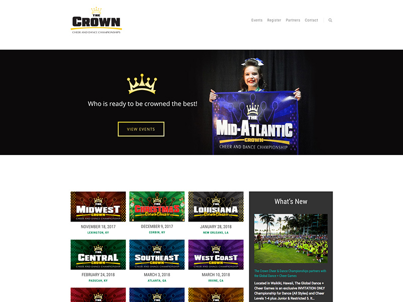The Crown Cheer & Dance Championships