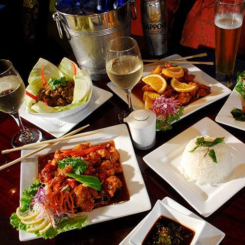 Website app development norman oklahoma new look media for Asian cuisine norman